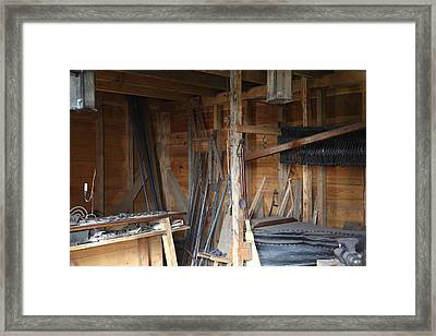 Mt Vernon - 011317 Framed Print by DC Photographer