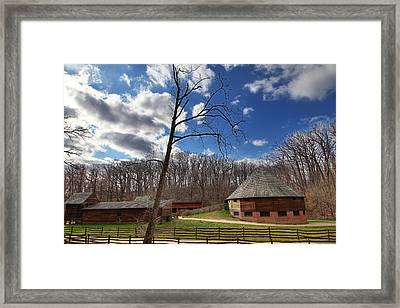 Mt Vernon - 01134 Framed Print by DC Photographer