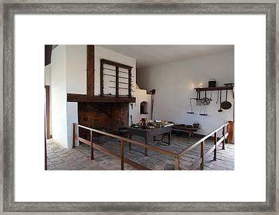 Mt Vernon - 01138 Framed Print