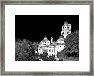 Mueller'sches Volksbad - Munich Germany Framed Print by Christine Till