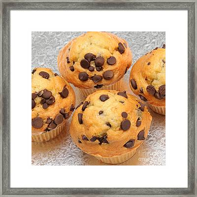 Muffin Tops 2 Framed Print by Andee Design