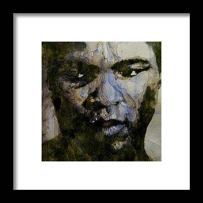 Clay Framed Prints