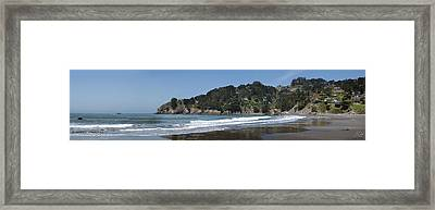 Muir Beach Framed Print