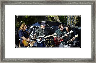 Mule And Widespread Panic - Wanee 2013 1 Framed Print
