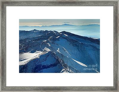 Mulhacen Framed Print by Guido Montanes Castillo