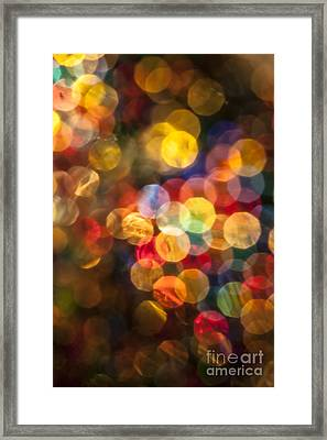 Mulled Wine Framed Print by Jan Bickerton