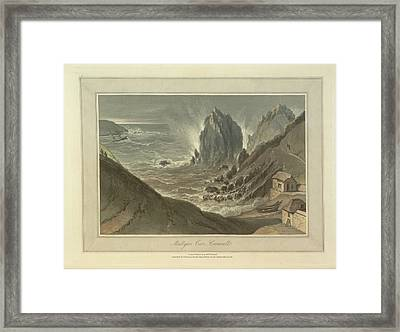 Mullyan Cove Framed Print by British Library