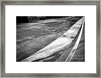Mulsanne Framed Print