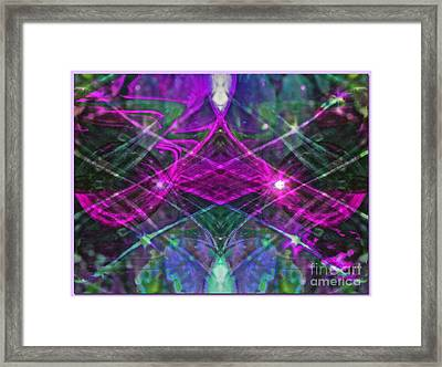 Multiplicity Universe Framed Print by Chris Anderson