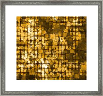 Multitude-05 Framed Print by RochVanh