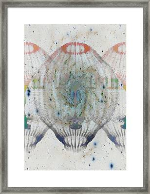 Multiverse Framed Print
