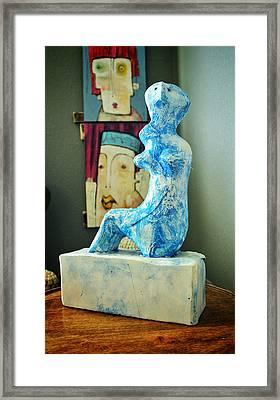 Mum No.9 Framed Print by Mark M  Mellon