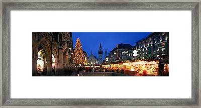 Munich, Germany Framed Print by Panoramic Images
