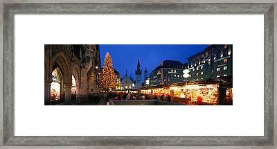 Munich, Germany Framed Print