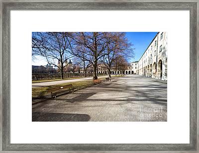 Munich Impression II Framed Print by Juergen Klust