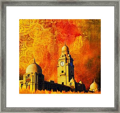 Municipal Corporation Karachi Framed Print by Catf