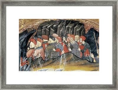 Mur, Ramon De  �-1435. Guimera Framed Print by Everett