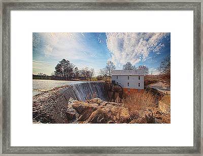 Murray's Mill Framed Print