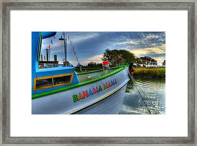 Murrells Inlet Cruise Framed Print