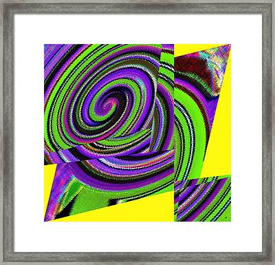 Muse 42 Framed Print by Will Borden