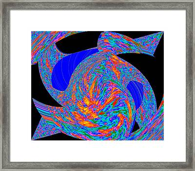 Muse 43 Framed Print by Will Borden