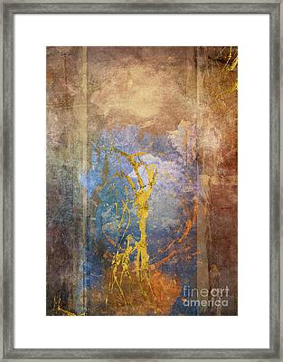 Muse Framed Print by Aimee Stewart