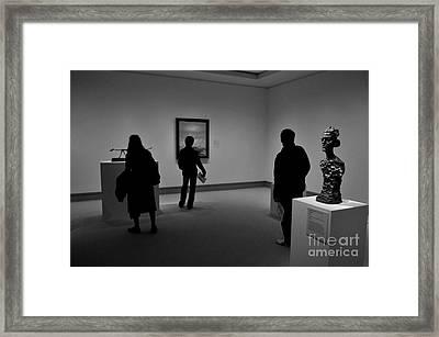 Museum 2 Framed Print by Bob Stone