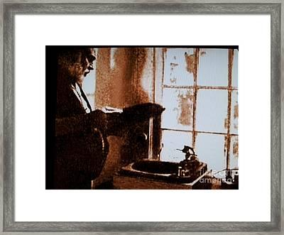 Music Framed Print by Craig Pearson