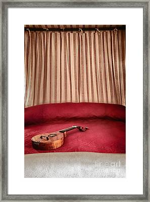 Music For Relaxation Framed Print by Margie Hurwich