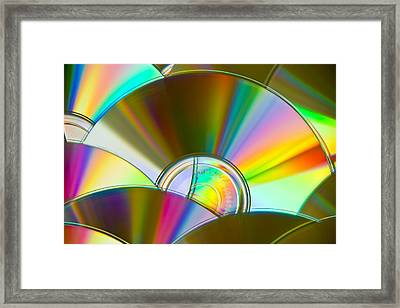 Music For The Eyes Framed Print