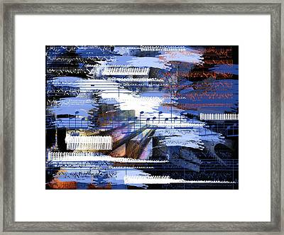 Music From Ama Framed Print
