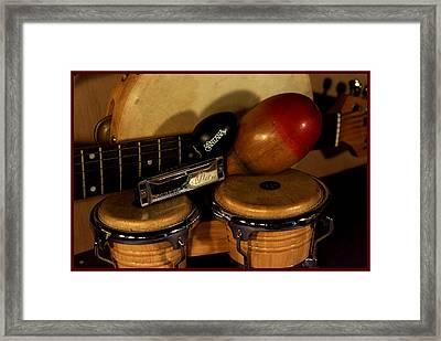 Music Makers Framed Print