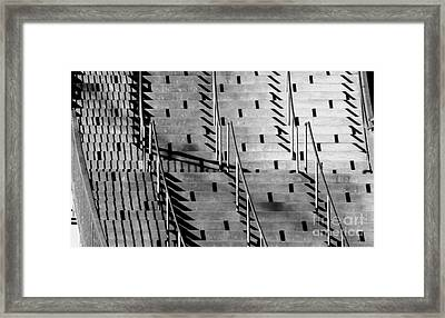 Music To My Eyes Framed Print by James Aiken