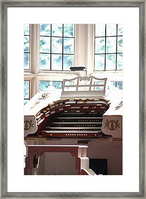 Framed Print featuring the photograph Musical Dream by The Art Of Marilyn Ridoutt-Greene