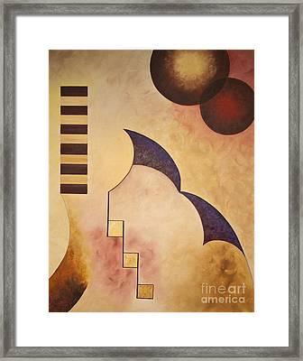 Musical Journey II Framed Print
