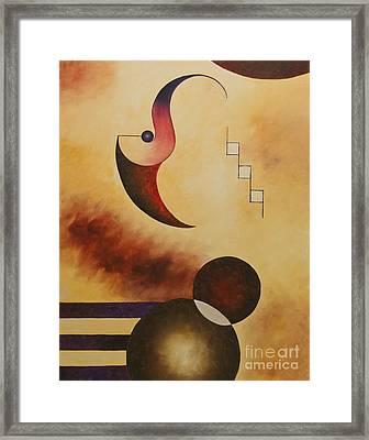 Musical Journey IIi Framed Print