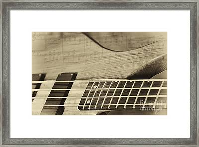 Musical Majesty Framed Print