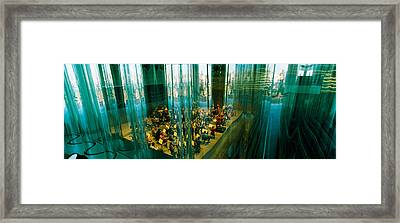 Musicians At A Concert Hall, Casa Da Framed Print by Panoramic Images