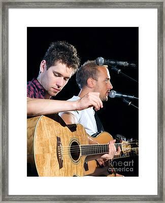 Musicians Framed Print by Sinisa Botas