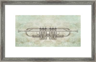 Musikalis - D01a Framed Print by Variance Collections