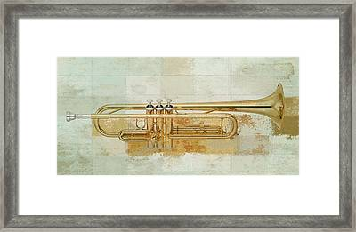 Musikalis - J0881000997f3a Framed Print by Variance Collections