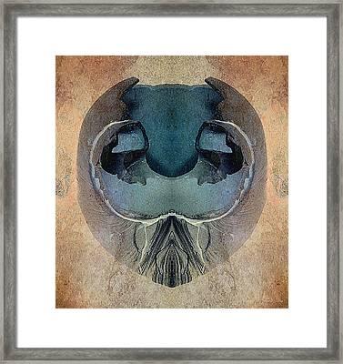 Mutation Framed Print by WB Johnston