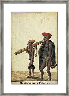 Mutchee Wallah Framed Print