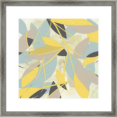 Muted Bloom Framed Print by Lourry Legarde