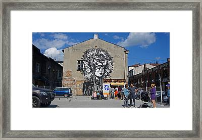 Muts Framed Print by Kees Colijn
