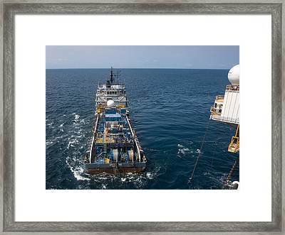 Mv Art Carlson Framed Print