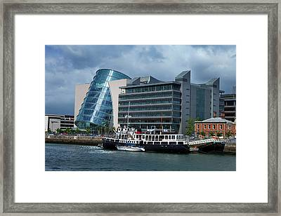 Mv Cill Airne River Restaurant Framed Print by Panoramic Images