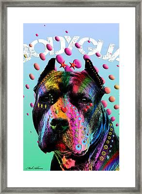 My Bodyguard Framed Print by Mark Ashkenazi