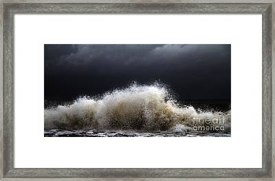 My Brighter Side Of Darkness Framed Print by Stelios Kleanthous