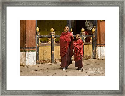 Framed Print featuring the digital art My Brother by Angelika Drake